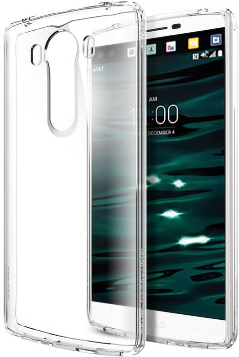 Spigen Ultra Hybrid, crystal clear - LG V10