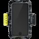 Belkin sportovní pouzdro SportFit Pro - iPhone 8+/7+/6+/6s+, černo-šedé-žluté