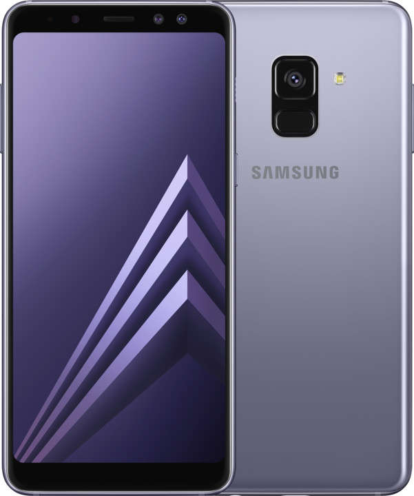 Samsung Galaxy A8 - 32GB, Dual SIM, šedá