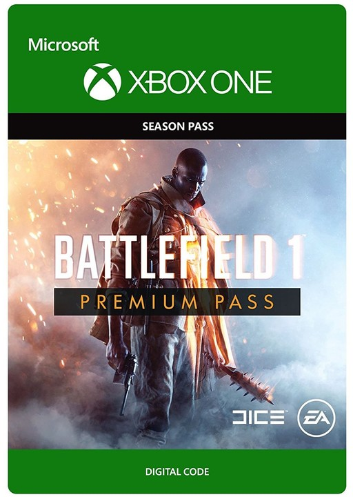 Battlefield 1 - Premium Pass (Xbox ONE) - elektronicky