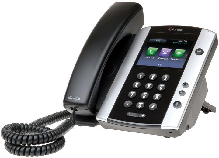 Polycom VVX 501, Skype for Business