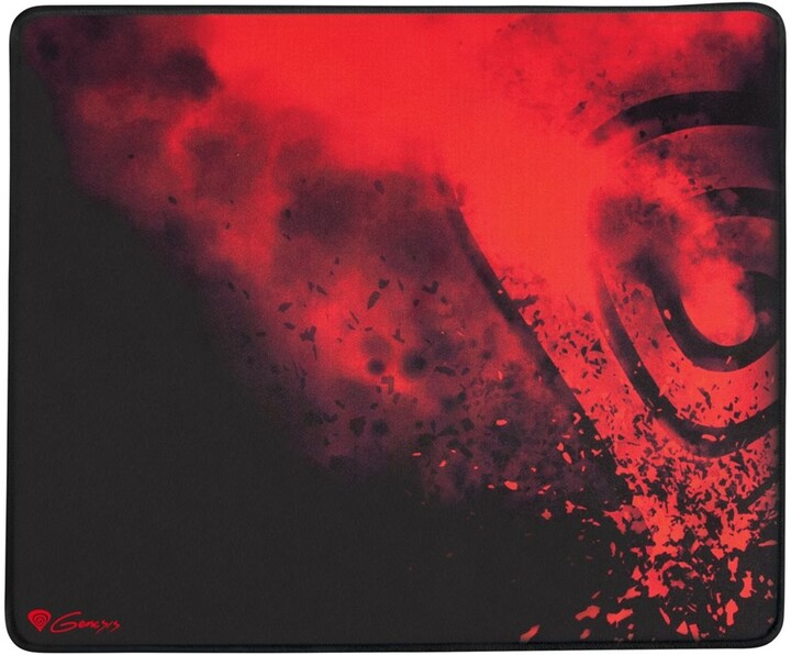 Genesis Carbon 500 Rise, L, červená