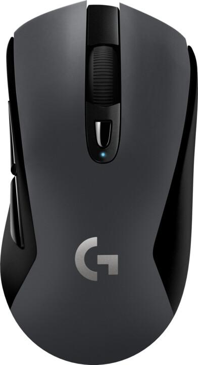 Logitech G603 Lightspeed, černá