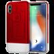 Spigen Classic C1 pro iPhone X, červená  + Voucher až na 3 měsíce HBO GO jako dárek (max 1 ks na objednávku)
