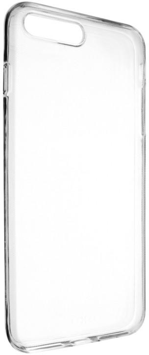 FIXED gelové TPU pouzdro pro Apple iPhone 7 Plus/ 8 Plus, bezbarvé