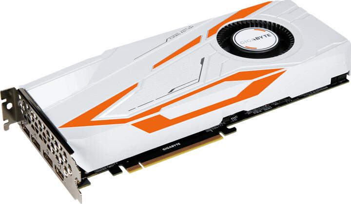 GIGABYTE GeForce GTX 1080 Ti Turbo 11G, 11GB GDDR5X