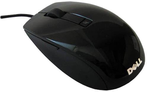 Dell laserová USB, černá