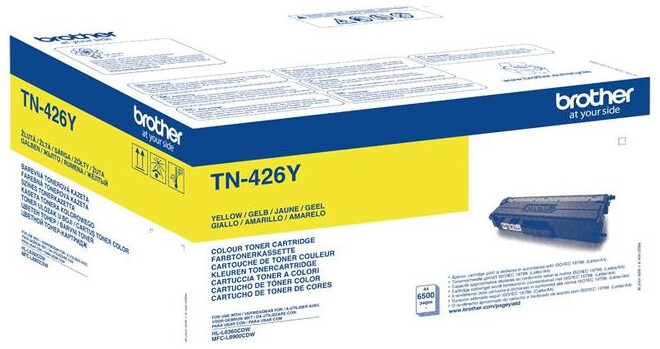 Brother TN-426Y, yellow