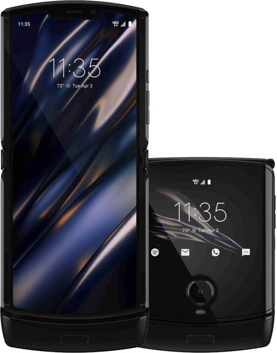 Motorola Razr 2019, 6GB/128GB, Noir Black