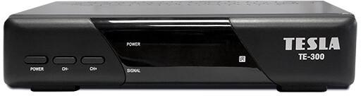 Tesla TE-300, DVB-T2