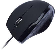CONNECT IT 3023 myš + gelová podložka, černá - CI-77