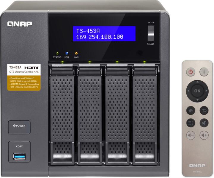 QNAP TS-453A-4G