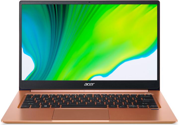Acer Swift 3 (SF314-59), růžová