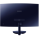 Samsung C27H580 - LED monitor 27""