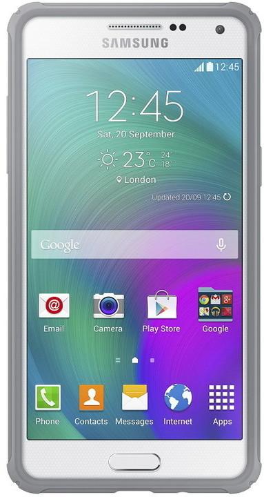 Samsung ochranný kryt EF-PA500B pro Galaxy A5 (SM-A500), světle šedá