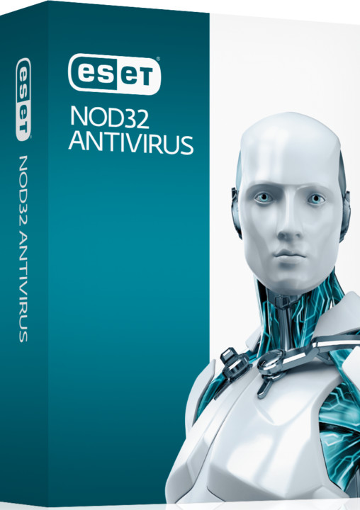 ESET NOD32 Antivirus pro 1 PC na 3 roky