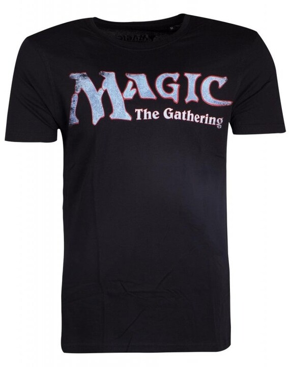 Tričko Magic: The Gathering - Magic logo (L)