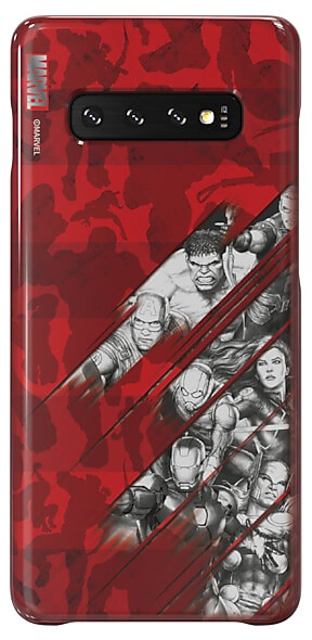 Samsung stylové pouzdro Avenger Comics pro Galaxy S10+