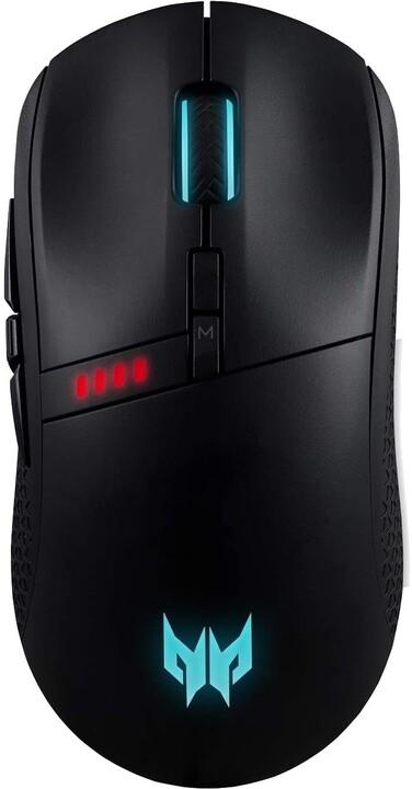 Acer Predator Cestus 350, černá