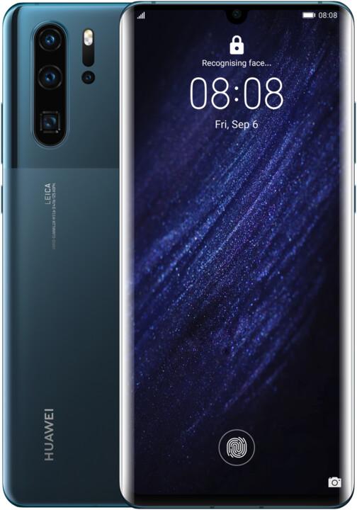 Huawei P30 Pro, 6GB/128GB, Mystic Blue