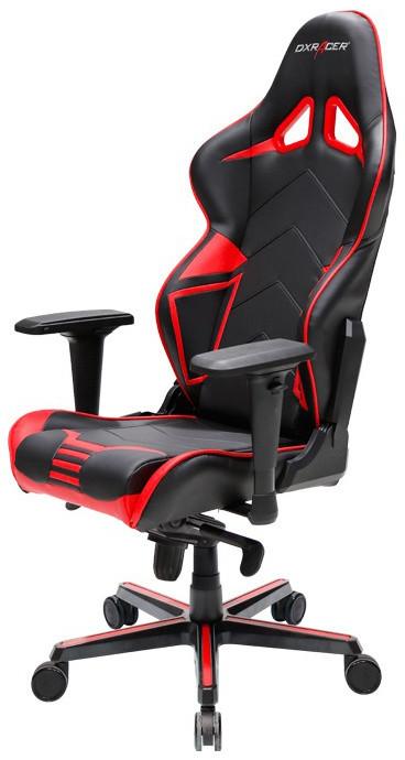 DXRacer Racing OH/RV131/NR, černá/červená
