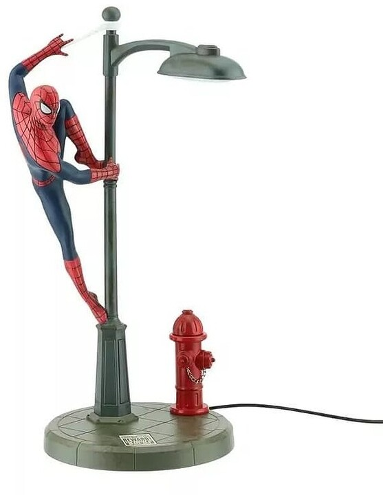 Lampička Spider-Man - Street Lamp