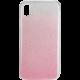 EPICO Pružný plastový kryt pro iPhone Xr GRADIENT, růžová