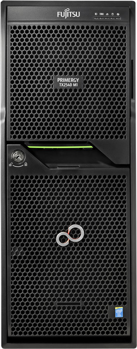 Fujitsu Primergy TX2540 M1 /E5-2440v2/8GB/bezHDD/450W