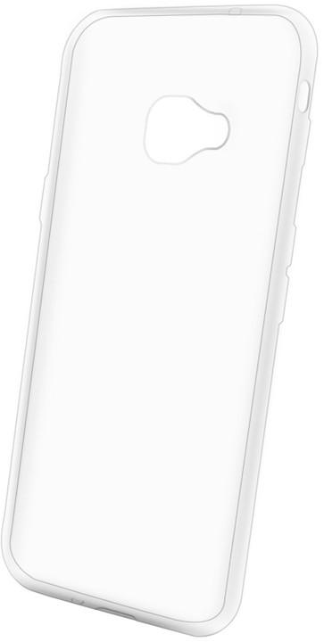 CELLY Gelskin pouzdro pro Samsung Galaxy Xcover 4 (G390), bezbarvé