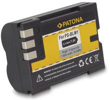 Patona baterie pro Olympus PS-BLM1 1500mAh Li-Ion 7,2V - PT1143