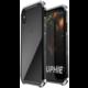 Luphie Double Dragon Alluminium Hard Case pro iPhone X, černo/stříbrná  + Při nákupu nad 500 Kč Kuki TV na 2 měsíce zdarma vč. seriálů v hodnotě 930 Kč