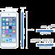 Apple iPod touch - 16GB, růžová, 6th gen.