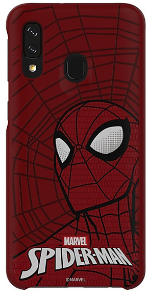 Samsung stylové pouzdro Spider Man pro Galaxy A40