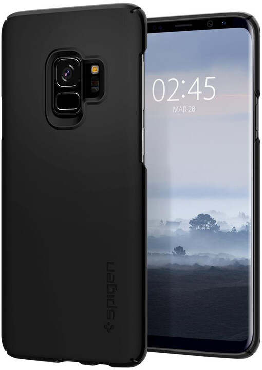 Spigen Thin Fit pro Samsung Galaxy S9, black