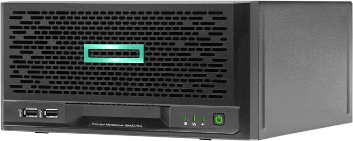 HPE ProLiant MicroServer Gen10 Plus /G5420/8GB/180W