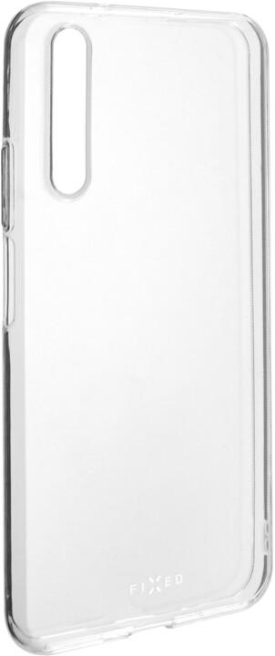 FIXED Skin ultratenké TPU gelové pouzdro pro Honor 20S, 0,6 mm, čiré