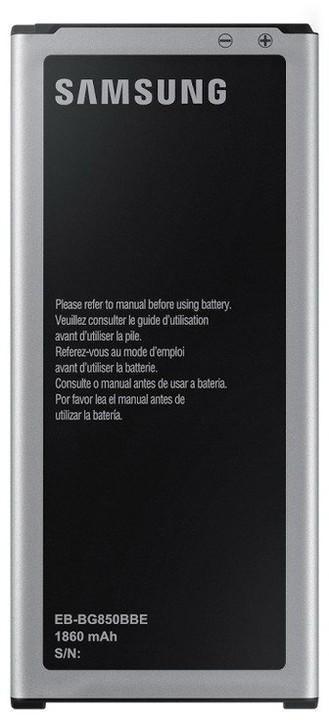 Samsung baterie 1860 mAh EB-BG850BB, NFC, pro Galaxy Alpha (SM-G850), černá