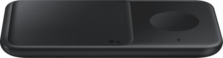 Samsung duální bezdrátová nabíječka, bez kabelu, 9W, černá