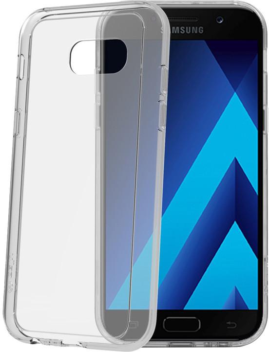 CELLY Crystal Duo zadní ochranný kryt pro Samsung Galaxy A5 (2017), transparentní