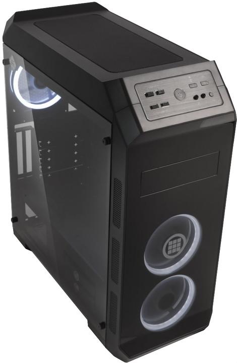 MICRONICS MASTER M400 HIGH GLOSSY, černá