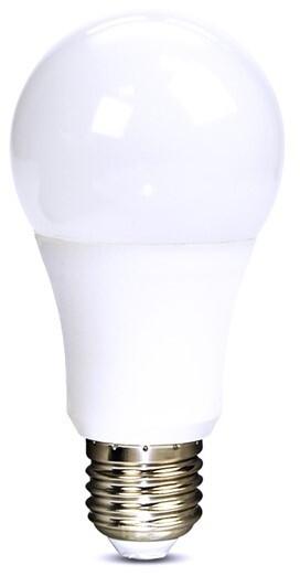 Solight žárovka, klasický tvar, LED, 10W, E27, 4000K, 270°, 810lm, bílá
