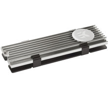 EK Water Blocks EK-M.2 NVMe Heatsink - nickel