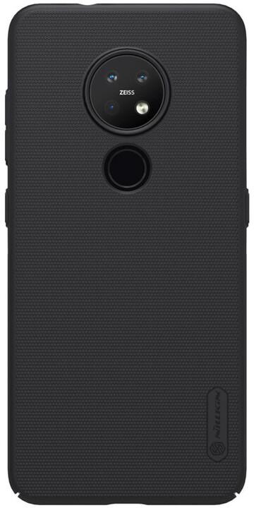 Nillkin Super Frosted zadní kryt pro Nokia 6.2/7.2, černá
