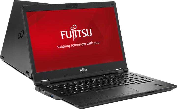 Fujitsu Lifebook E548, černá