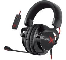 Creative Sound BlasterX H7 Tournament Edition, černá  + O2 TV s balíčky HBO a Sport Pack na 2 měsíce (max. 1x na objednávku)