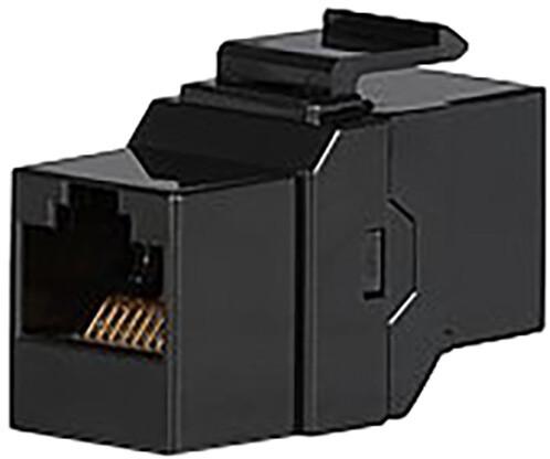 Solarix Spojka UTP c5e panelová, černá