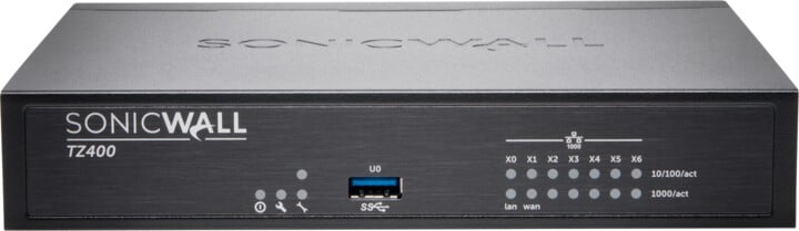 SonicWall TZ400 + 1 rok Total Secure