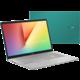 ASUS VivoBook S15 S533EA, zelená Servisní pohotovost – vylepšený servis PC a NTB ZDARMA + O2 TV Sport Pack na 3 měsíce (max. 1x na objednávku)