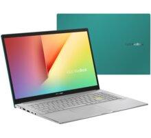 ASUS VivoBook S15 S533EA, zelená - S533EA-BQ009T