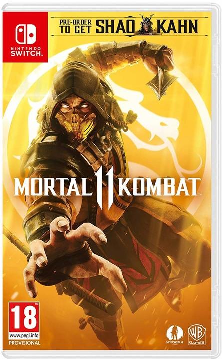 Mortal Kombat 11 (SWITCH)